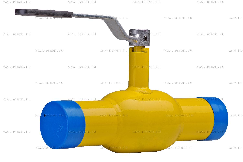 кран шаровой для газа ду150