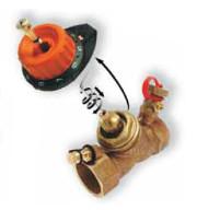 COMAP Клапан балансировочный 750