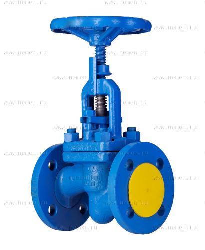 Клапан запорный регулирующий для теплообменника Водоводяной подогреватель ВВП 14-273-4000 Чита